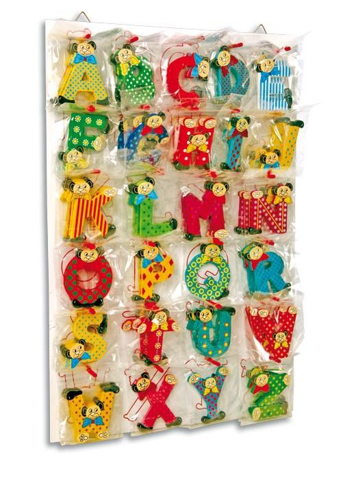 Holzbuchstaben für Kinderzimmer, Badezimmer, Küche, Wohnraum etc ...