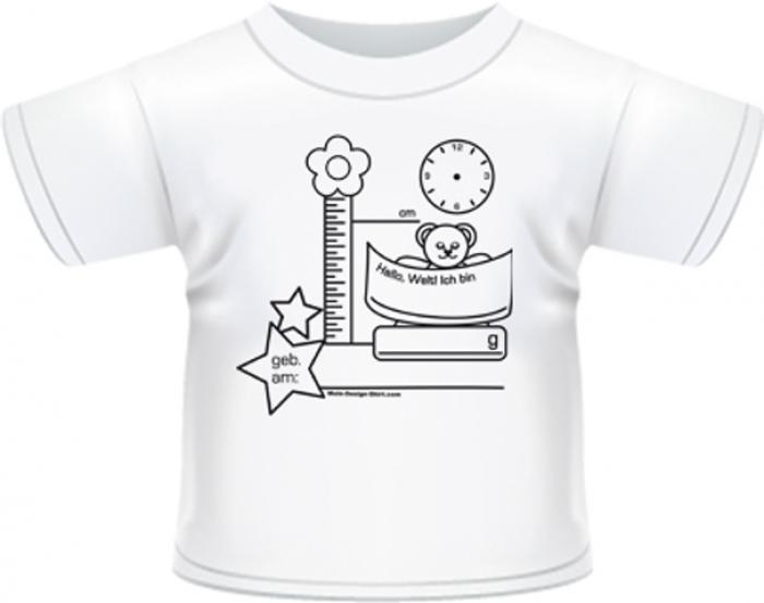 Geburts Shirt