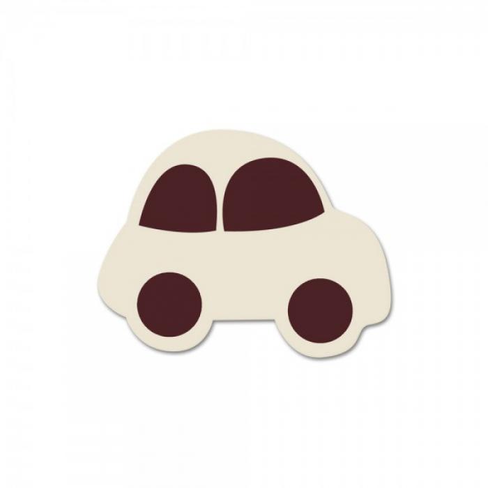 motivperle auto natur braun deine schnullerkette deine schnullerkette geschenke mit. Black Bedroom Furniture Sets. Home Design Ideas